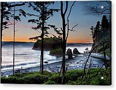 Ruby Beach #2 Acrylic Print