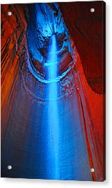 Ruby Falls Waterfall 3 Acrylic Print