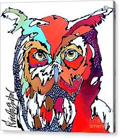 Ruby Acrylic Print