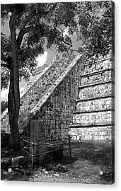 Ruins At Chichen Itza 1 Acrylic Print