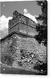 Ruins At Chichen Itza 2 Acrylic Print