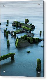 Ruins Of The Day Acrylic Print