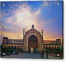 Rumi Gate Acrylic Print