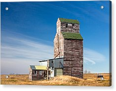 Rural Landmark Acrylic Print by Todd Klassy