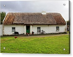 Rural Life In Ireland Acrylic Print by Pierre Leclerc Photography