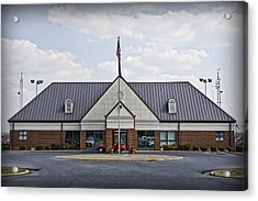 Russell Regional Airport Acrylic Print