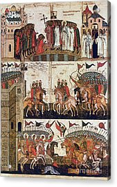 Russia: Novgorod Acrylic Print by Granger
