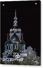 Russian Dreams Acrylic Print