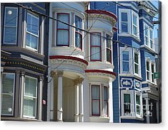Russian Hill Acrylic Print