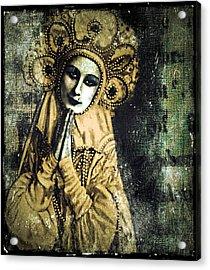 Russian Icon Acrylic Print