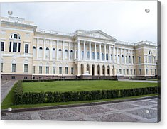 Russian Museum C289 Acrylic Print by Charles  Ridgway