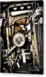 Rust And Power Acrylic Print
