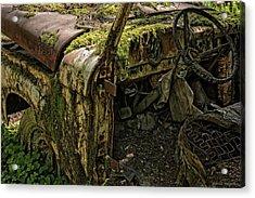 Rust In Piece Acrylic Print