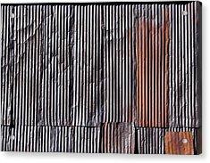 Rust Acrylic Print by Kelley King