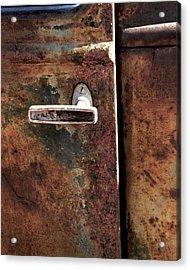 Rustic Acrylic Print by Bryan Steffy
