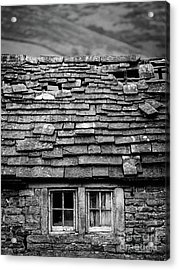 Rustic Cottage Acrylic Print
