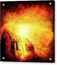 Rustic Memories Acrylic Print