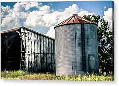 Rustic Acrylic Print by Parker Cunningham