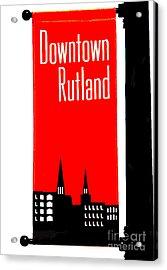 Rutland Acrylic Print