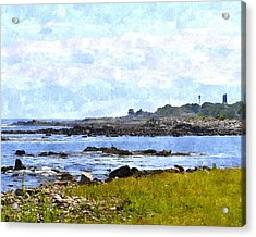 Rye Harbor Rhwc Acrylic Print
