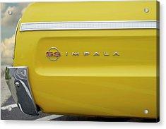 S S Impala Acrylic Print
