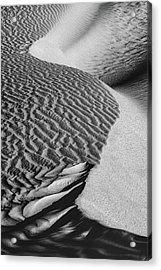 S-s-sand Acrylic Print