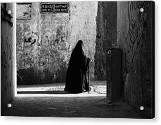 S4 E1/ 13 St. Acrylic Print by Zuhair Ahmad