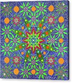 Sabiduria De Las Plantas Acrylic Print
