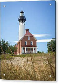 Sable Point Lighthouse Acrylic Print