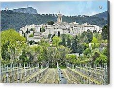 Sablet, Provence, France Acrylic Print