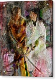 Sabre Dance Acrylic Print by John Robert Beck