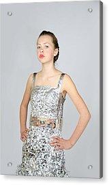 Nicoya In Secondary Fashion Acrylic Print