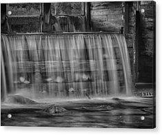 Saco River 6199 Acrylic Print