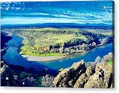 Sacramento River Acrylic Print