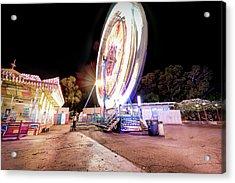 Sacramento State Fair- Acrylic Print