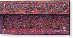 Sacred Calligraphy Mug Acrylic Print