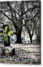 Sacred Rest Acrylic Print by Jill Tennison