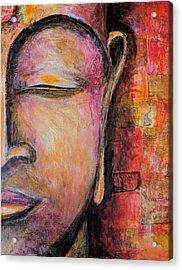 Sacred Silence Acrylic Print