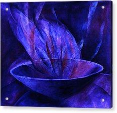 Sacred Vessel II Acrylic Print by Sue Reed