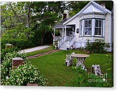 Safe Haven House Southport Acrylic Print