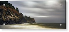 Safe  Passage Acrylic Print by James Heckt