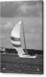 Sail Power Acrylic Print