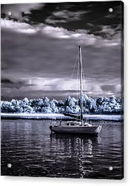Sailboat 01 Acrylic Print