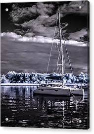 Sailboat 02 Acrylic Print
