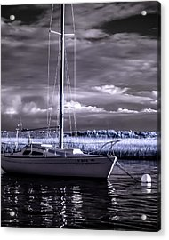 Sailboat 03 Acrylic Print