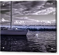 Sailboat 04 Acrylic Print