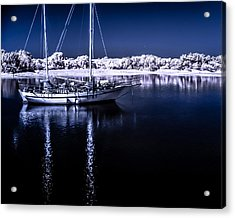 Sailboat 28 Acrylic Print