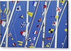 Sailing, General Acrylic Print