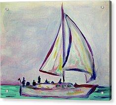Sailor's Delight Acrylic Print