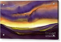 Sailor's Morning Acrylic Print by Addie Hocynec